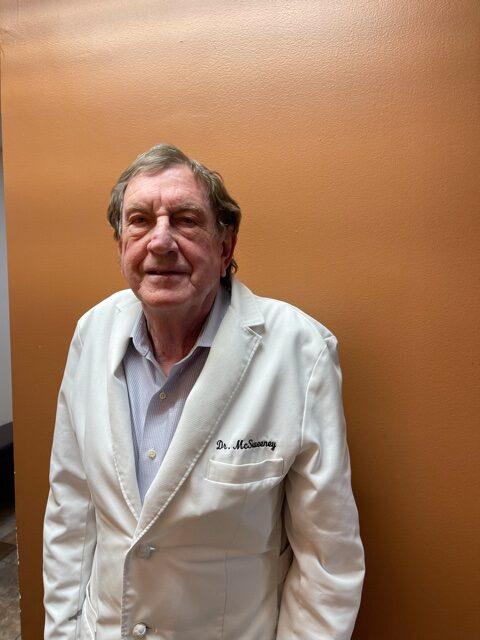 Dr. William James McSweeney